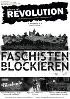 REVOLUTION-Zeitung, Januar, Februar 2015