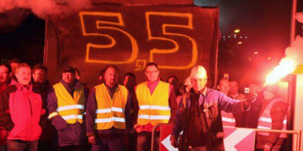 Österreichische MetallerInnenstreiks – Gemeinsam kämpfen, gemeinsam siegen!
