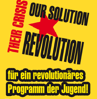 their crisis, our solution revolution