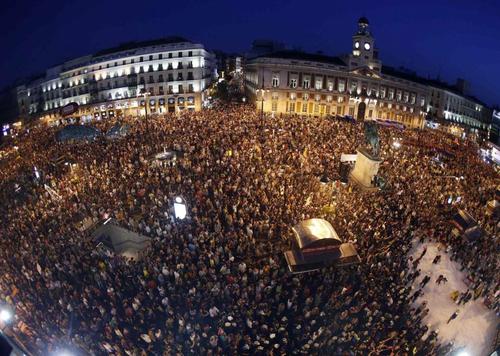 Spanien steht still – Verhindert das Sparpaket, Stürzt die Regierung