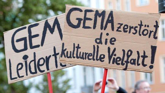 GEMA-Reform: Ein Angriff auf unsere Jugendkultur