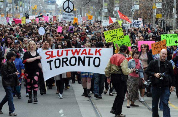 Slutwalk – wir tragen, was wir wollen!