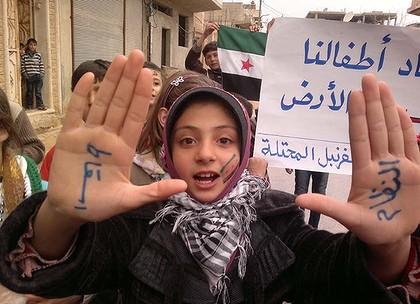 """Interview mit Syrer – """"Warum ich mich dem Aufstand anschloss."""""""
