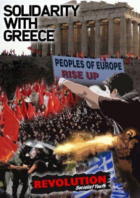 Athen, Berlin, Madrid – gemeinsam gegen Sparpolitik