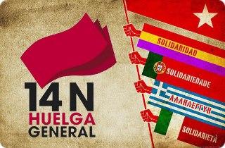 14. November – Europaweit Streiken!
