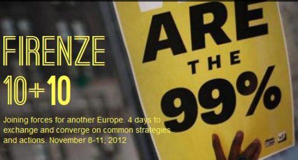 Florenz 10+10: Organisiert den europäischen Widerstand