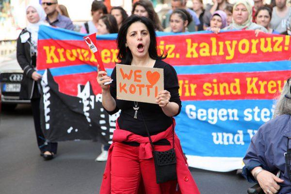 """I Love Kotti"" – Mietstopp jetzt, bei 4 Euro pro Quadratmeter!"