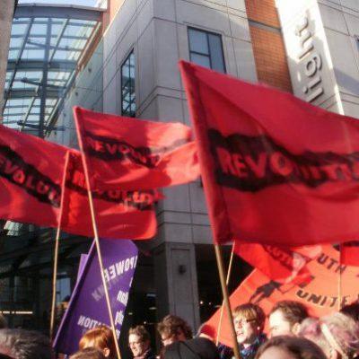 Internationales Revolutionäres Jugendcamp – Zusammen diskutieren, gemeinsam Aktionen planen