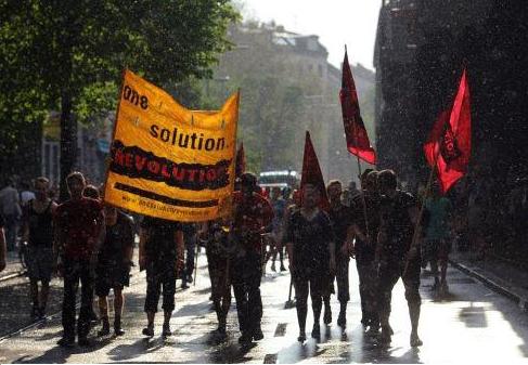 Heraus zum roten 1. Mai – keinen Fußbreit den FaschistInnen!