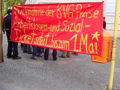 Fahrpreiserhöhung in Berlin: Gefangen im eigenen Kiez?