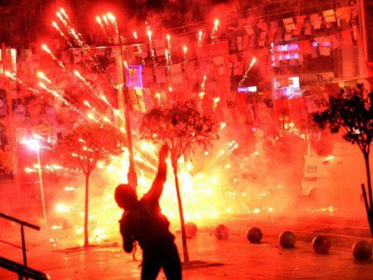 Solidarität mit der Bewegung in der Türkei: Überall ist Berkin, Überall ist Widerstand!