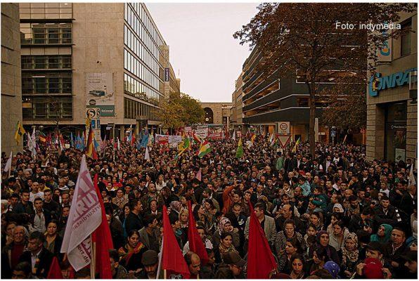Antirassismus: Bundesweite Großdemonstration nötig