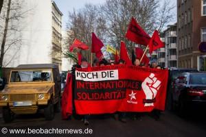 Solidarität mit den Studierendenprotesten