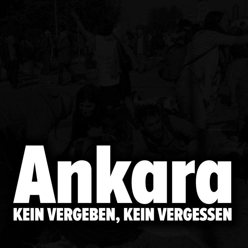 Ankara Anschlag Vergeben Vergessen