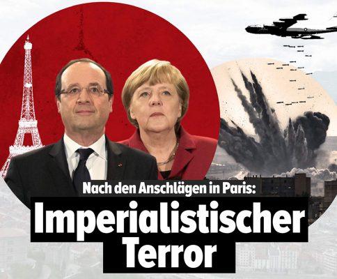Nach Paris: Militarismus, Repression und Imperialismus