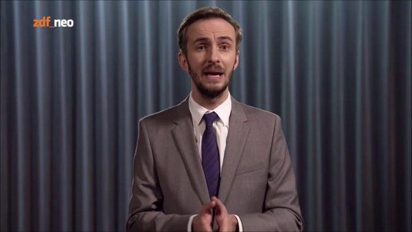 Böhmermanns Gedicht: Pressefreiheit ausgehebelt!