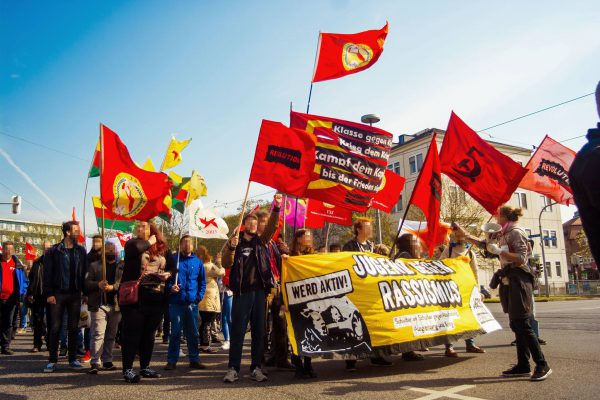 Erster Mai 2016:  Zwischen DGB-Ritual und kämpferischer Mobilisierung