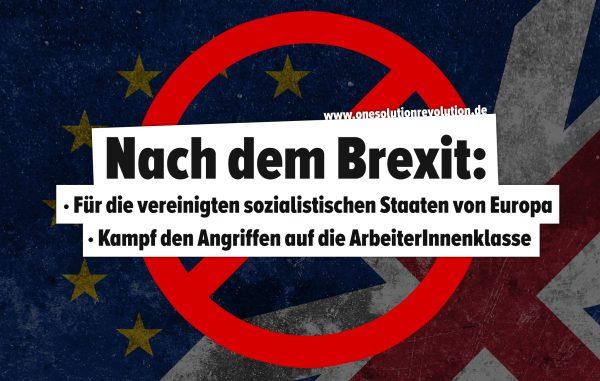 Europa: Zerfall eines imperialistischen Blocks?