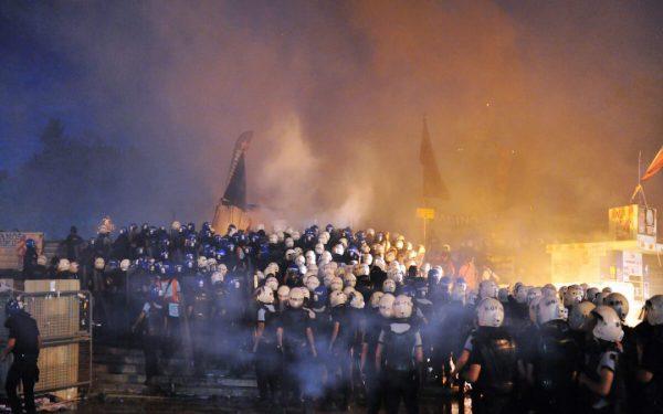 """Ausnahmezustand  in der Türkei – Nein zum """"zivilen Putsch""""!"""