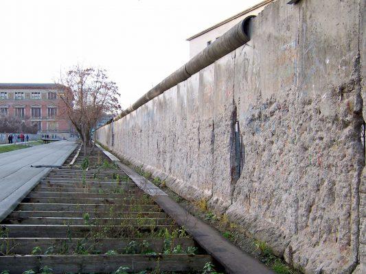 55 Jahre Bau der Berliner Mauer – Ein Monument der Bürokratie