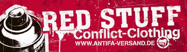 Kampf dem Faschismus: Solidarität mit der kurdischen Bewegung und dem Red Stuff!