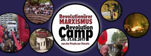Revolution-Camp/Sommerschulung @ Anmeldung über info[at]arbeitermacht.de