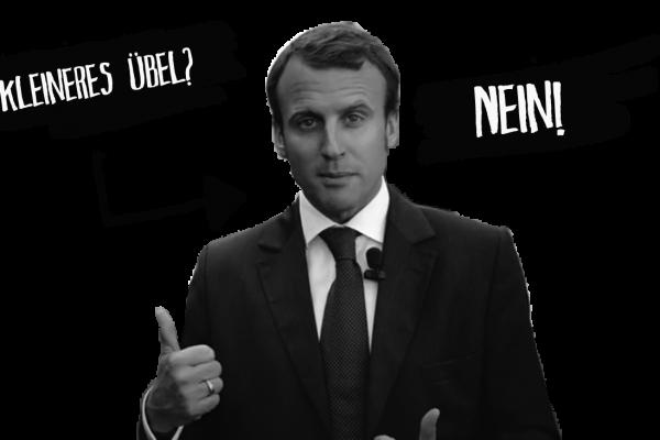 Präsidentschaftswahl in Frankreich – Stich(Wahl) in den Rücken der Arbeiter_Innenklasse