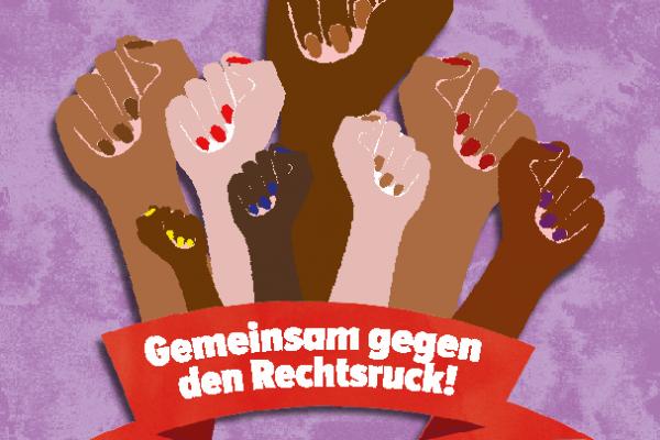 Unvergessen: Hanau verpflichtet uns zum Widerstand