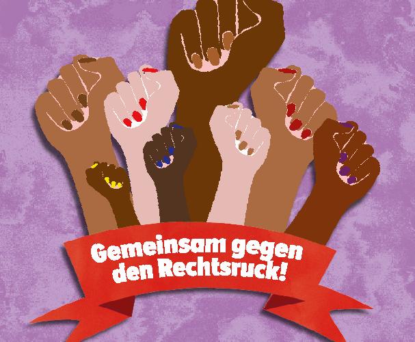 Kein Vergessen! Beteiligt Euch an den Demonstrationen im Gedenken an die Ermordeten von Hanau!