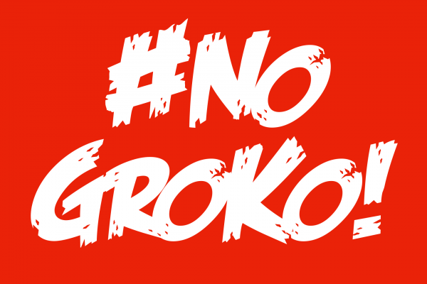 Nein zur GroKo, Nein zum erneuten Verrat!