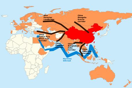 Die Neue Seidenstraße – Chinas Weg zur führenden imperialistischen Weltmacht