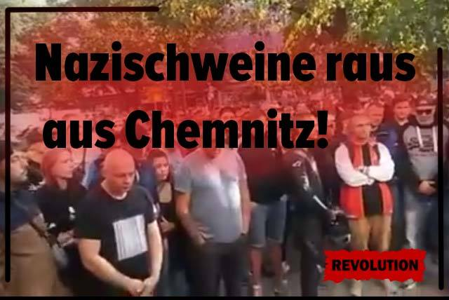 Rechter Mob marschiert in Chemnitz – wie kann er gestoppt werden?