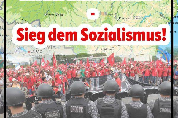 Bolsonaro wird Brasiliens neuer Präsident – Ein internationaler Sieg für die Reaktion!