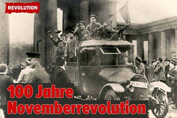 Eine Lehre aus der Novemberrevolution: Notwendigkeit einer Arbeiter_Innenmiliz