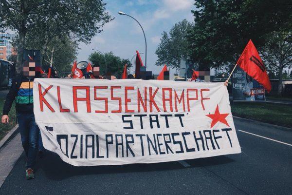 Vom Schulboykott zum politischen Streik
