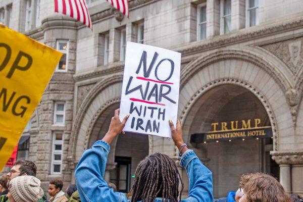 Nein zum Krieg!