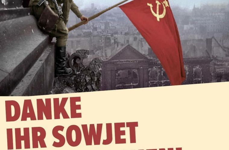 Die Rote Armee – Befreiungsarmee gegen den Faschismus