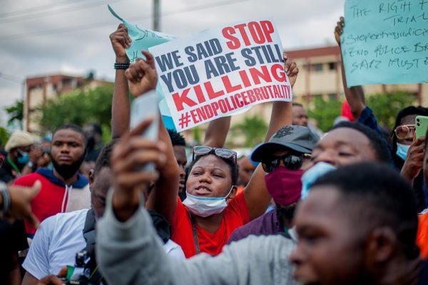 #ENDSARS: Nigerias Jugendbewegung gegen Polizeigewalt & ihre Perspektive