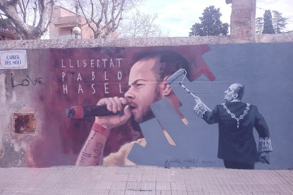 #freepablohasél – Warum der Spanische Staat es mit der Meinungsfreiheit nicht ganz so genau nimmt…