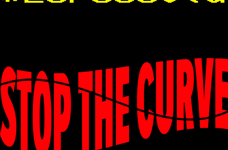 #ZeroCovid – Stop the Curve!