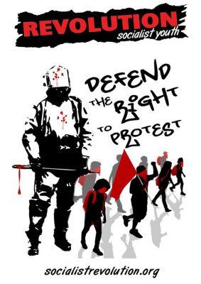 """""""Blockupy Frankfurt"""" – Verteidigt das Recht zu protestieren!"""