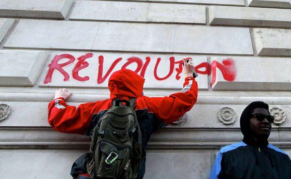 Einladung zur Jahreskonferenz – Revolution auf der Tagesordnung