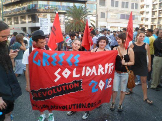 Griechenland: Massenaktion gegen den Rassismus!