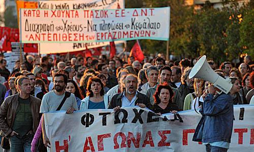 Post aus Athen – Griechenland am Scheideweg