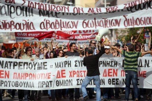 Neues Sparpaket in Griechenland – Stürzt die Regierung
