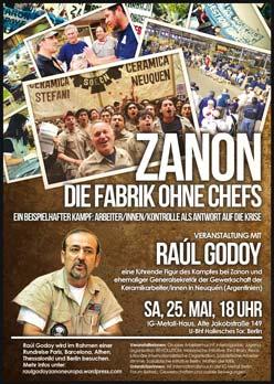 Zanon: Die Fabrik ohne Chefs