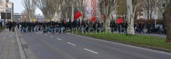 Blockaden in Magdeburg – Eine Bilanz zwischen Erfolg und Mängeln der Bewegung