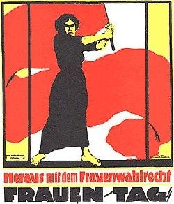 Frauenbefreiung international!