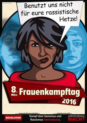 """Neuer """"rassistischer Feminismus?"""""""
