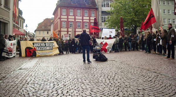 Fulda: Rede bei Jugend gegen Rassismus